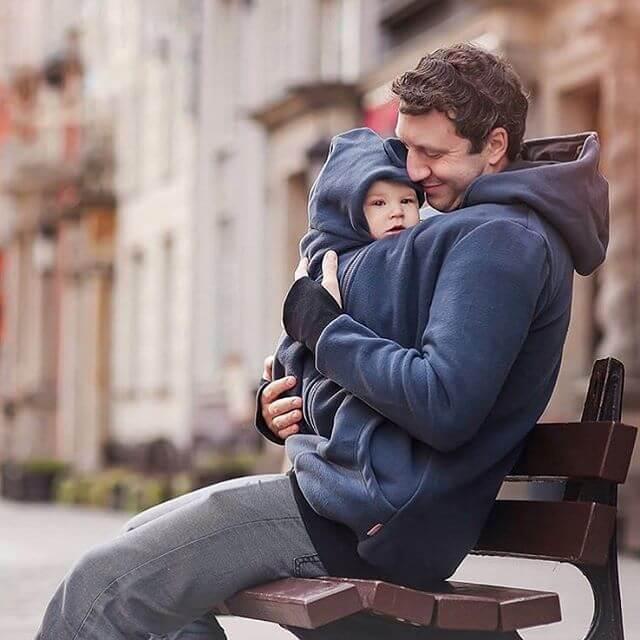 La evolución de la paternidad