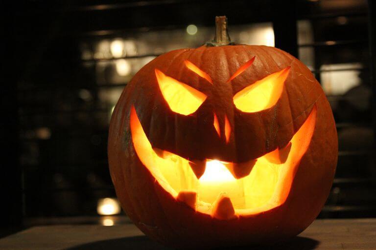 ¿Qué efecto produce Halloween en los niños?