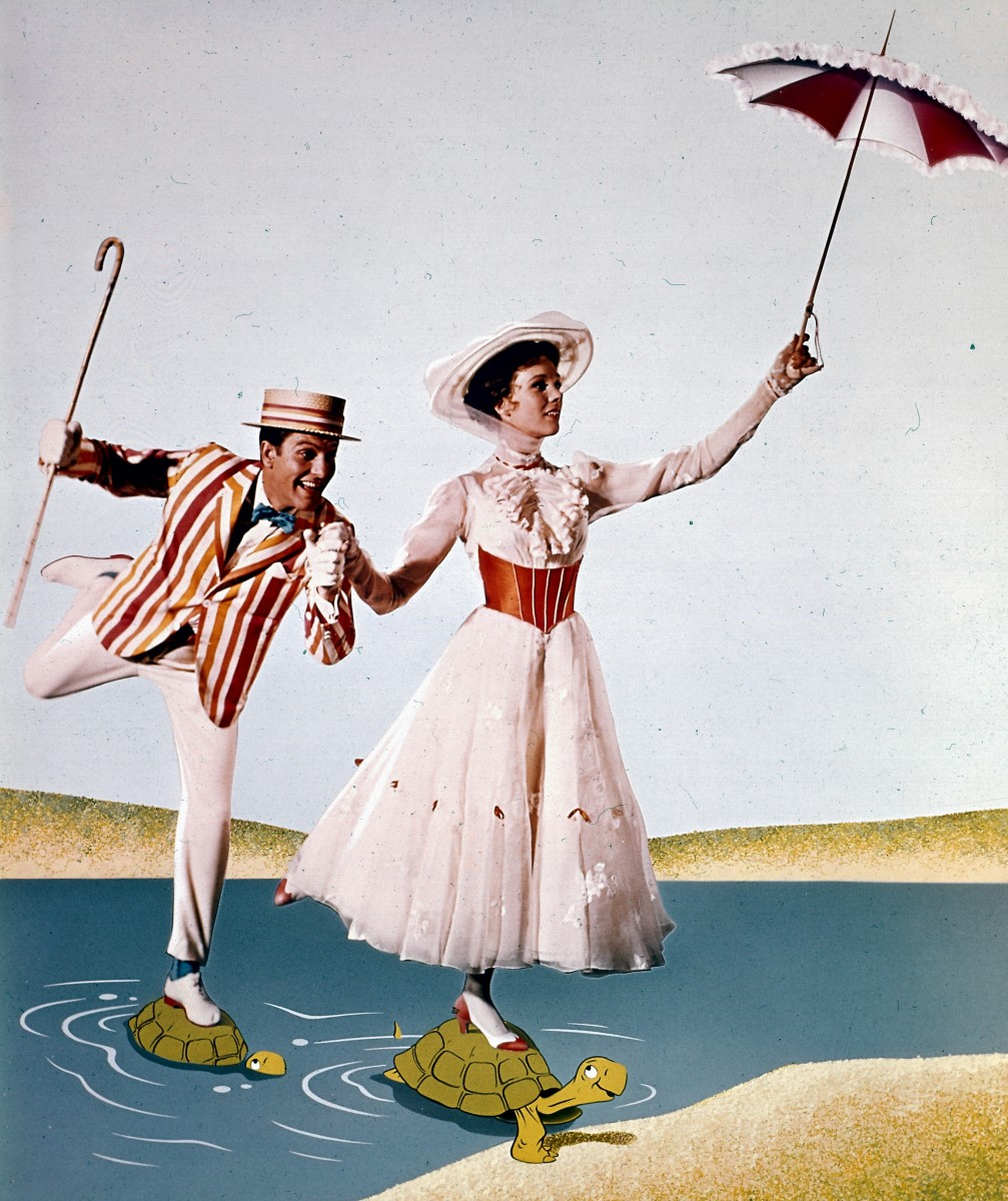 ¿Qué es Mary Poppins?
