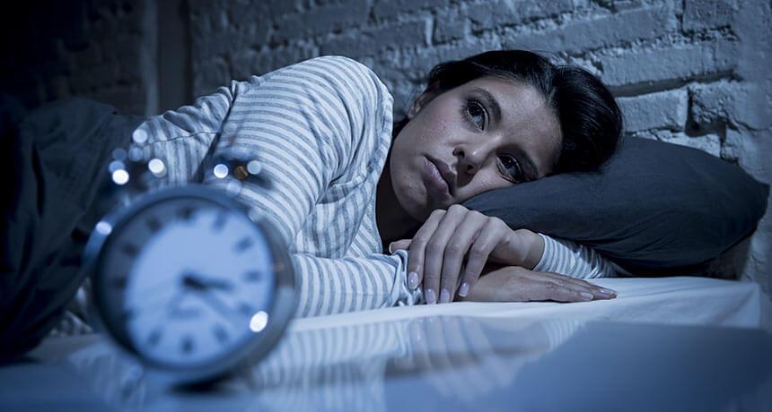 Fórmula para NO dormir